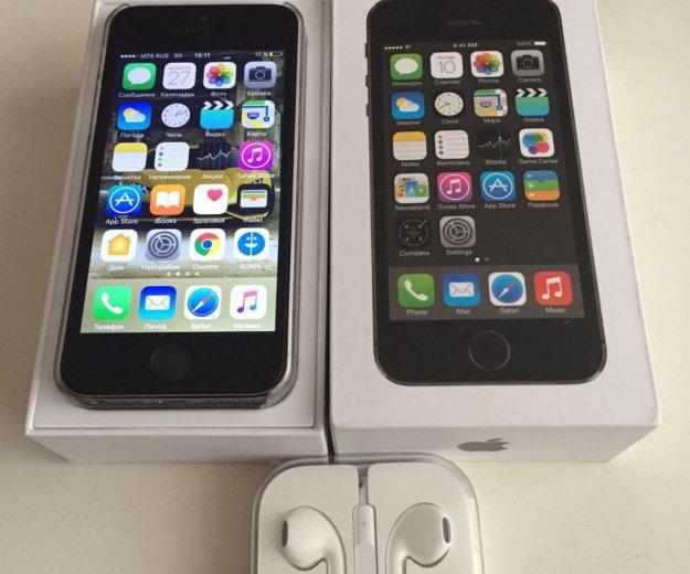 Iphone 5s 16gb. Фото 1. Якутск.