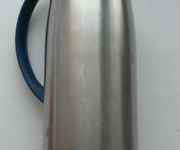Термос -чайник. Фото 1.