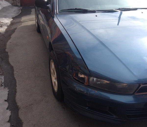 Mitsubishi galant. Фото 1. Верхняя Пышма.