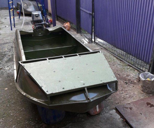 Моторная лодка. Фото 2. Варениковская.