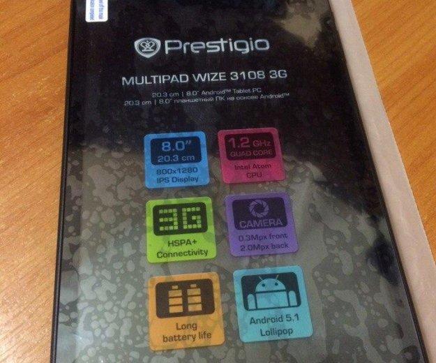Prestigio multipad wize 3108 3g. Фото 3.