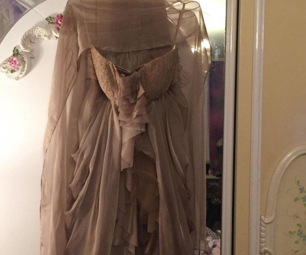Вечернее , выпускное платье 42-44. Фото 2. Москва.