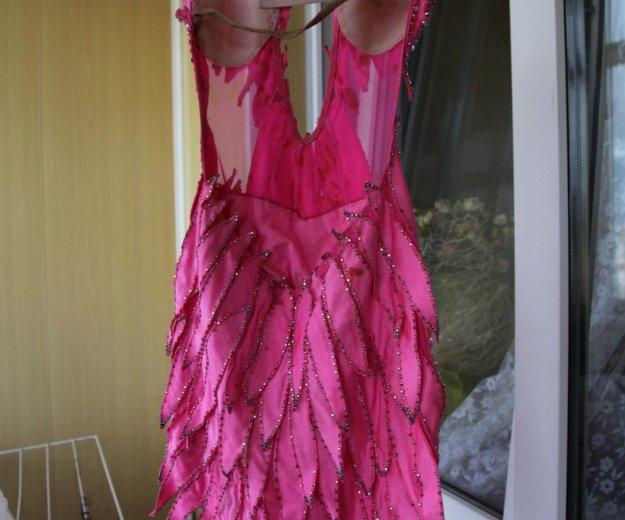Платье для спортивно бальных танцев юниоры-2. Фото 3. Уфа.
