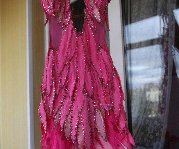 Платье для спортивно бальных танцев юниоры-2. Фото 4. Уфа.