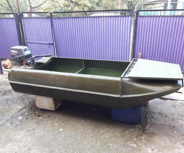 Моторная лодка. Фото 3. Варениковская.