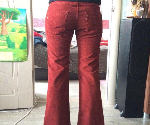 Размерs)вельветовые брюки mondigo. Фото 3. Уфа.