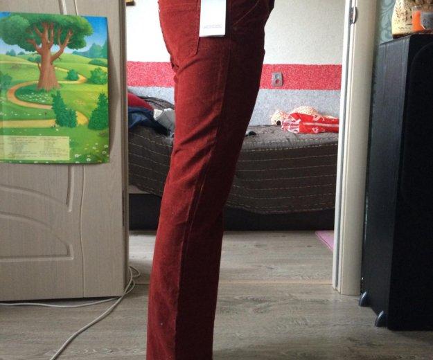 Размерs)вельветовые брюки mondigo. Фото 1. Уфа.