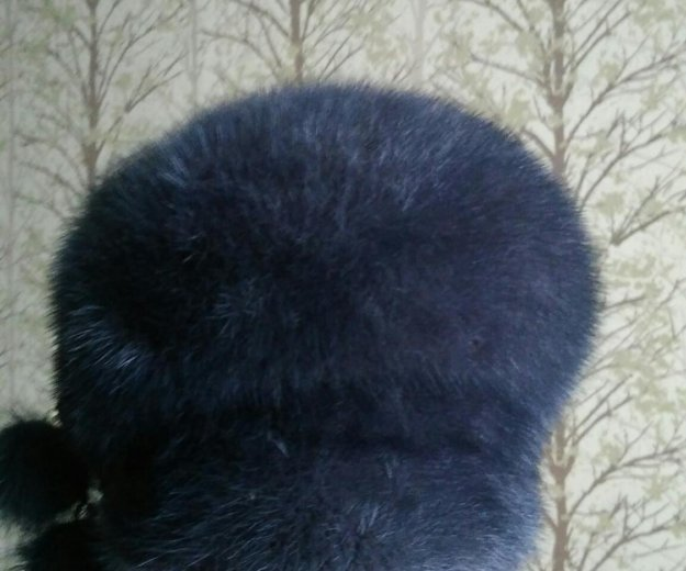 Норковая шапка. Фото 2. Оренбург.