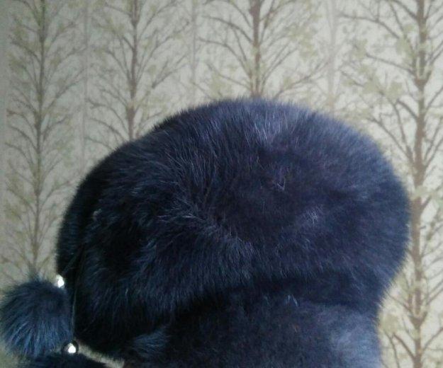 Норковая шапка. Фото 3. Оренбург.