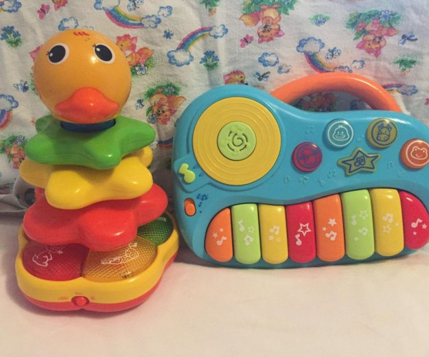 Продаю музыкальные игрушки. Фото 1. Уфа.