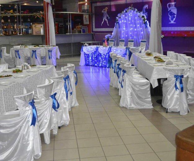 Украшение зала на свадьбу. Фото 1. Волгоград.