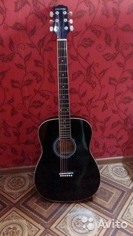 Гитара colombo. Фото 1.