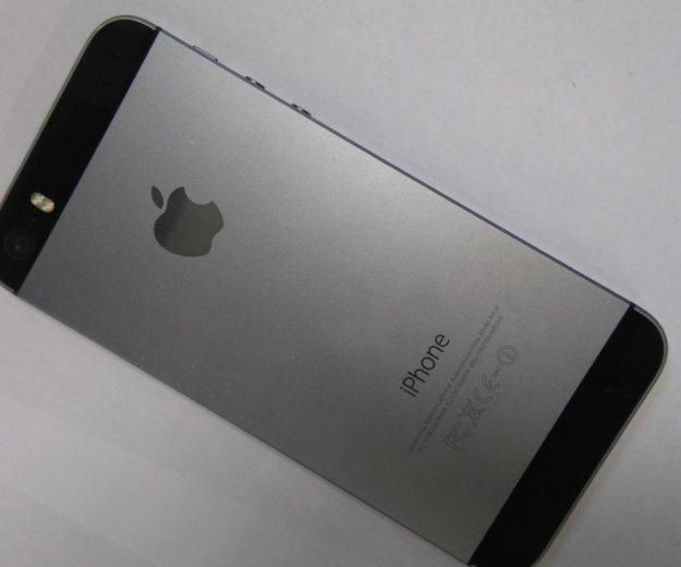 Apple iphone 5s 16gb. Фото 1. Ульяновск.