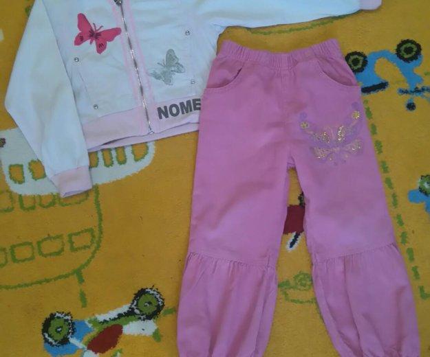 Вещи для девочки 98-104. Фото 4. Кондратово.