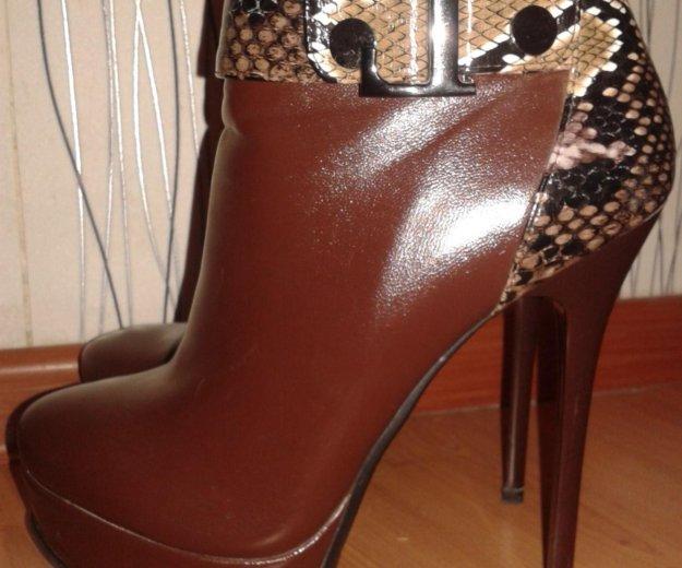 Ботиночки. Фото 1. Самара.