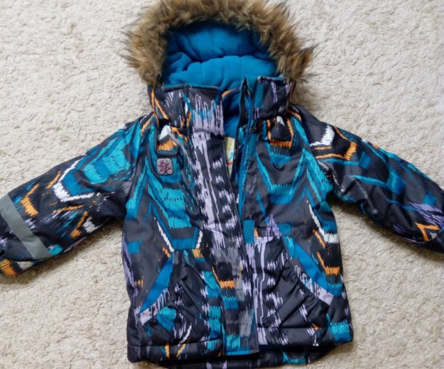 Новая куртка дания.фирма gerdakay,рост 98+. Фото 4.