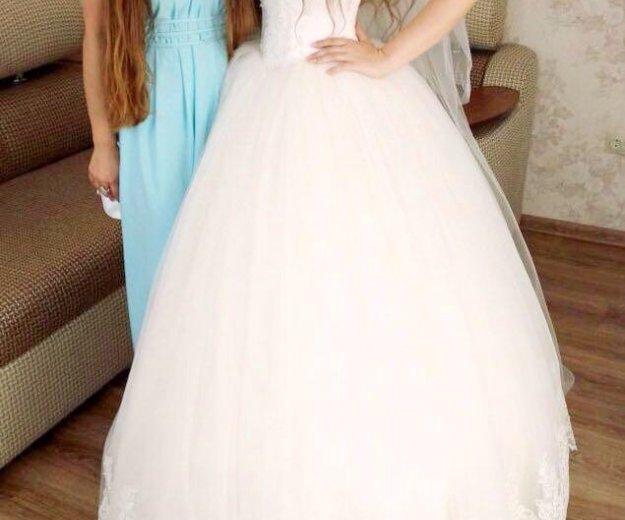 Свадебное платье. Фото 4. Нальчик.