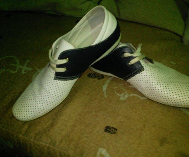 Летние туфли. Фото 1. Самара.