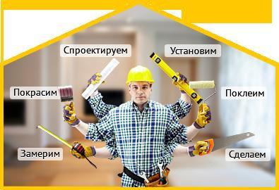 Отделка квартир ремонт. Фото 1. Сочи.