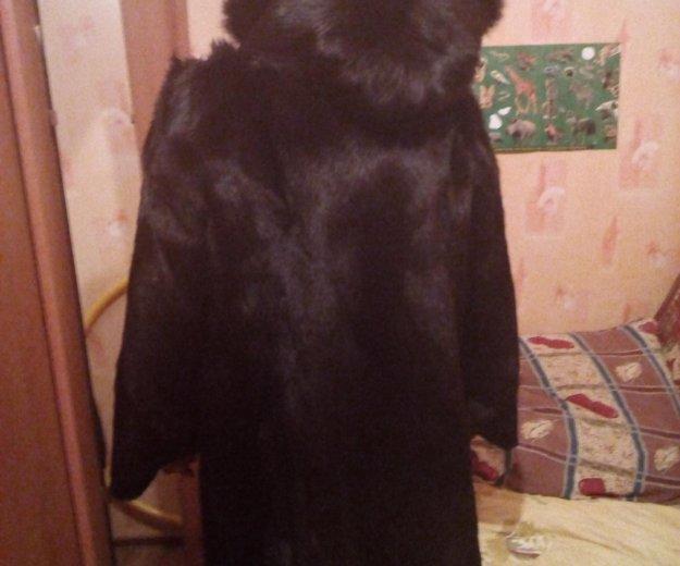 Шуба козья. срочно продам!!!. Фото 1. Пермь.