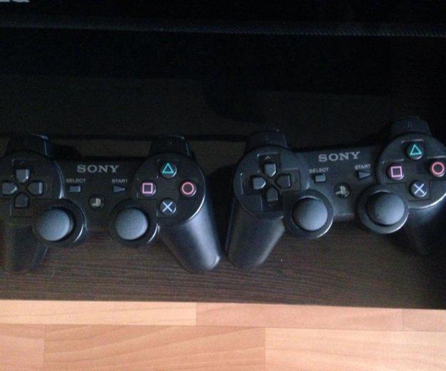Sony playstation 3 super slim 500 гб. Фото 1. Чугуевка.