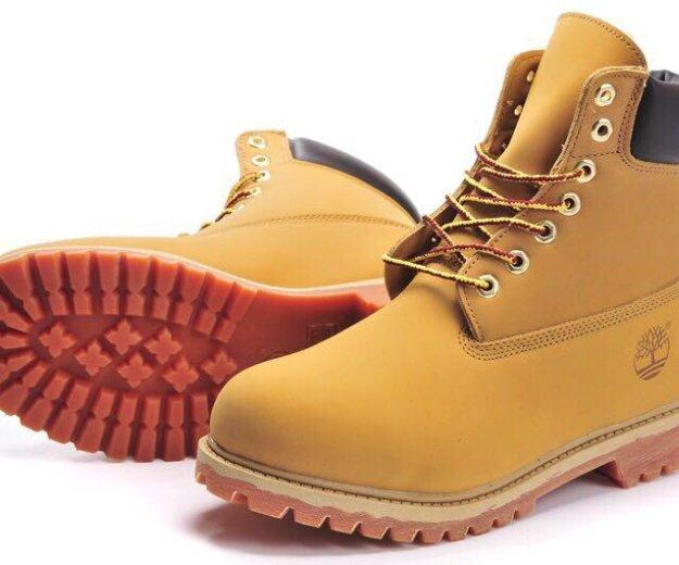 Ботинки timbaland новые. Фото 1. Лобня.