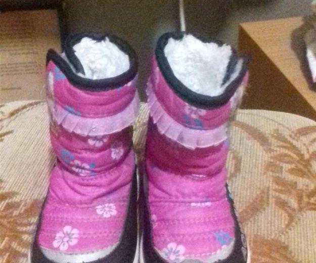 Ботиночки для девочек. Фото 1. Ноябрьск.