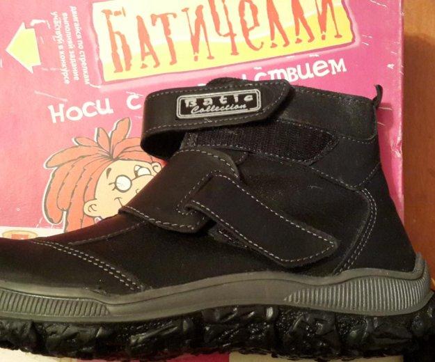 Детские зимние ботинки. Фото 1. Тамбов.