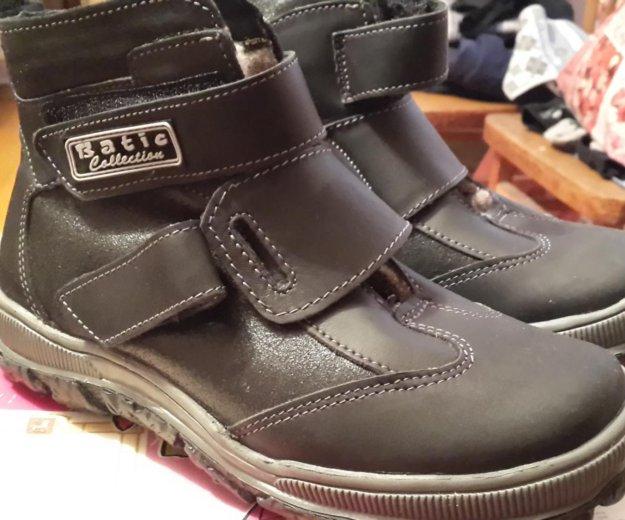 Детские зимние ботинки. Фото 2. Тамбов.