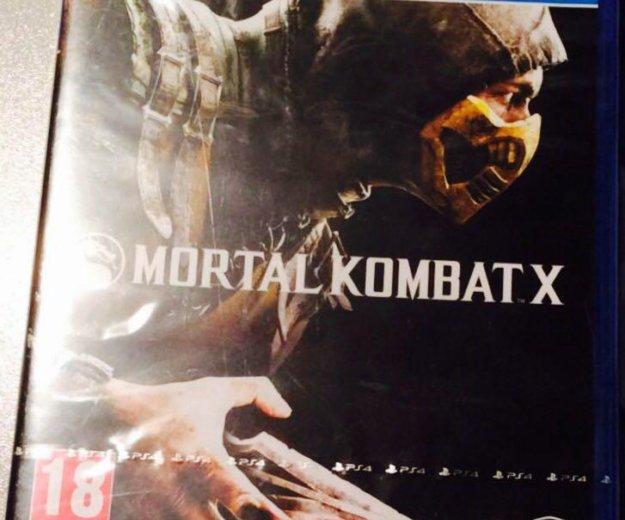 Mortal combat x. Фото 1.