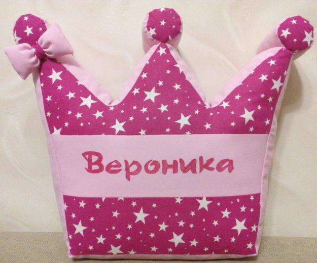 Именные короны, буквы. Фото 1. Пермь.