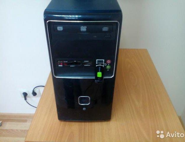 """Компьютер с монитором 19"""" и мощным процессором. Фото 2. Красноярск."""
