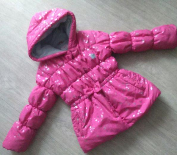 Курточка деми. Фото 1. Новосибирск.