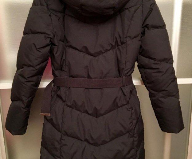 Пуховое пальто reebok classic размер 44. Фото 3. Магнитогорск.