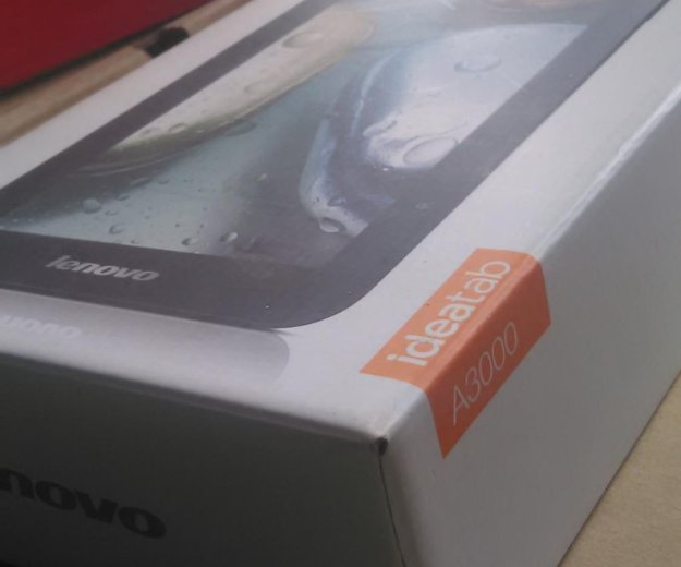 Lenovo idea tab a3000. Фото 4.