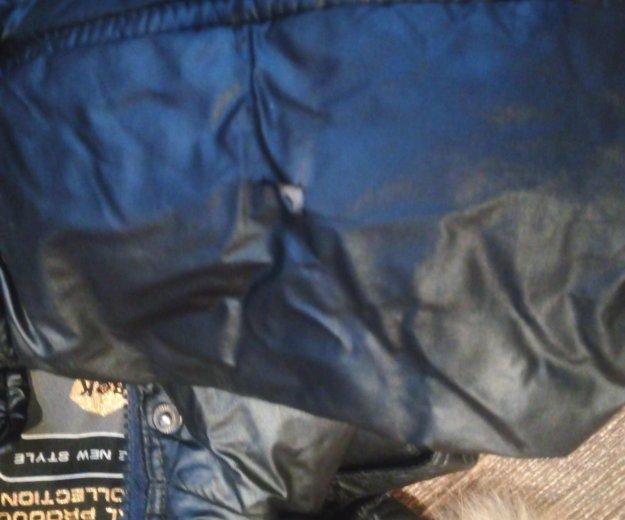 Куртка зимняя. Фото 2. Тюмень.