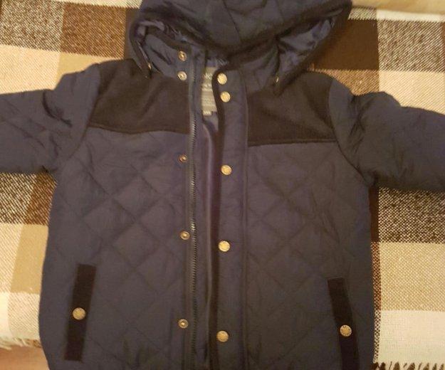 Новая куртка на мальчика. Фото 3. Москва.