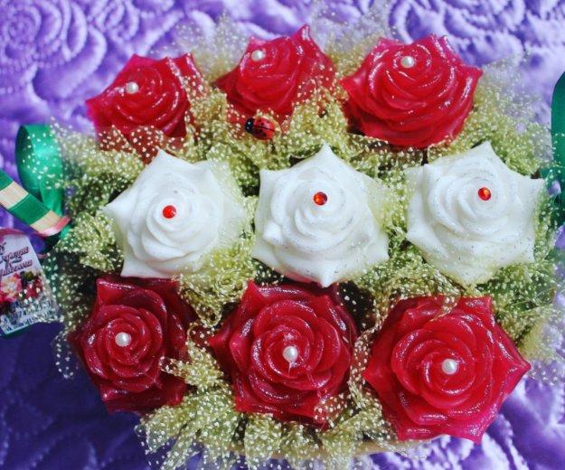 Корзины с цветами из мыла. Фото 1. Ульяновск.