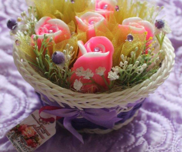 Корзины с цветами из мыла. Фото 3. Ульяновск.