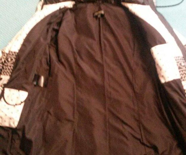 Куртка зимняя жен. Фото 1.