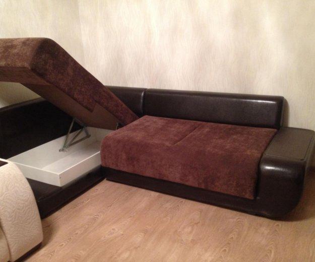 Угловой диван. Фото 2.