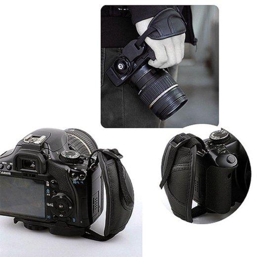 Кистевой ремень для камеры, фотоаппарата. Фото 2. Красноярск.