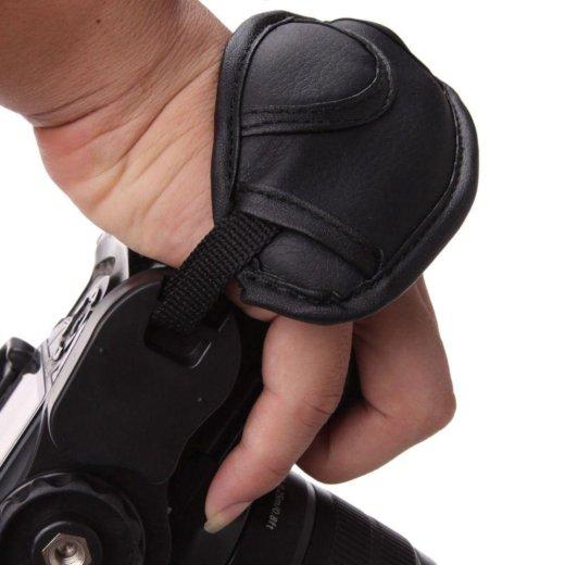 Кистевой ремень для камеры, фотоаппарата. Фото 3. Красноярск.