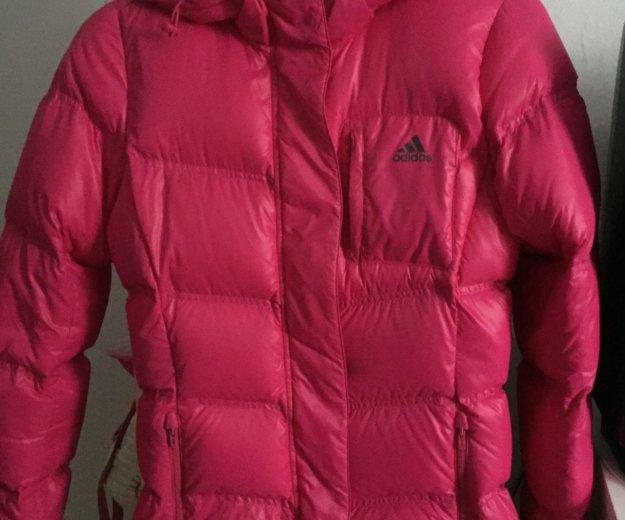 Зимняя куртка adidas. Фото 2. Екатеринбург.