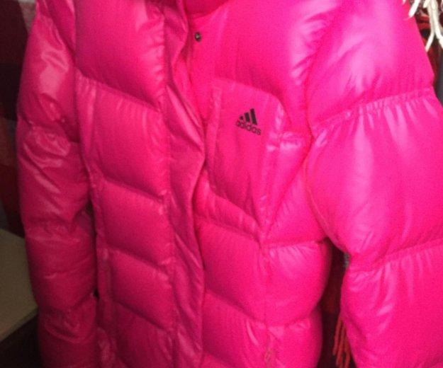 Зимняя куртка adidas. Фото 1. Екатеринбург.