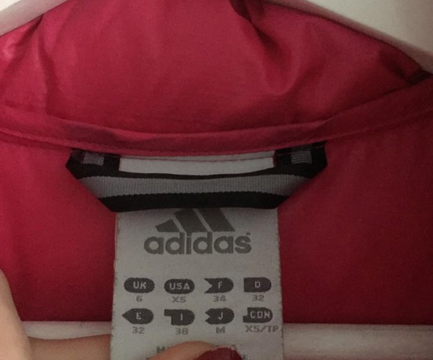 Зимняя куртка adidas. Фото 3. Екатеринбург.