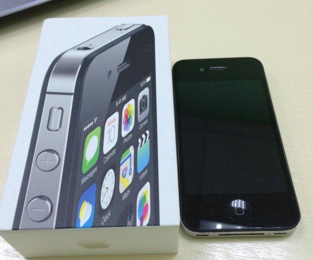 Продам iphone 4s 16гб. Фото 2. Владивосток.