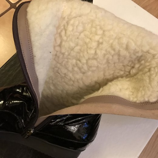 Сапоги зимние alba италия, 36 р-р. Фото 4.