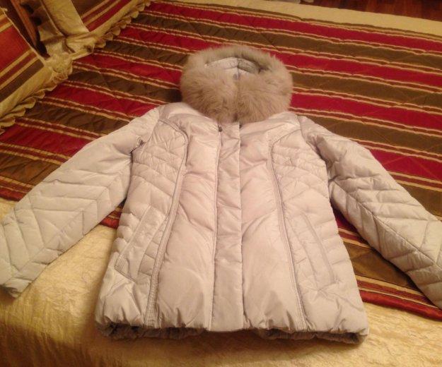 Куртка тёплая женская. Фото 2. Москва.