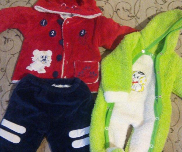Вещи для малыша. Фото 1. Самара.